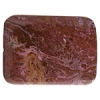 Paisley Jasper (Purple) 30x40mm Rectangle 4Pcs Approx